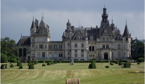 Chateau Valmirande, Montrejeau.
