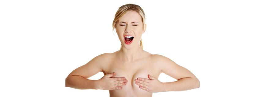 Dolor muscular en la mama