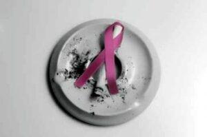 tabaco y cancer de mama